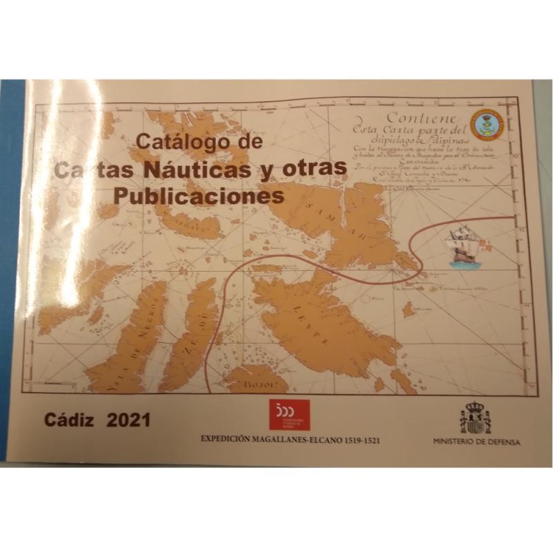Catalogo de Cartas y Publicaciones IHM