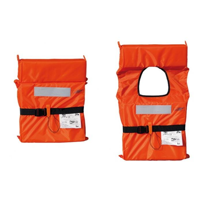 Chaleco salvavida Escapulario 100N, CE ISO 12402-4 Compacto