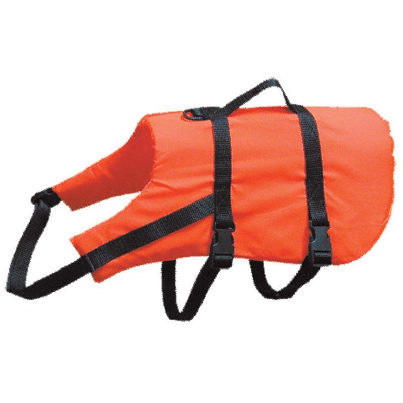Chaleco salvavidas para perros y gatos - Retriever Ayuda de Flotabilidad.   Para la seguridad de los animales de compañía a bordo.
