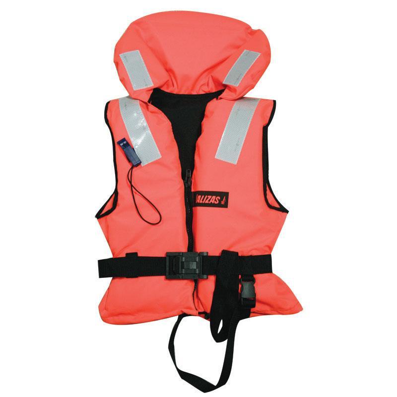 Chalecos salvavidas 100N, CE ISO 12402-4