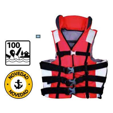 Chalecos salvavidas para Moto Acuatica 100N, ISO 12402