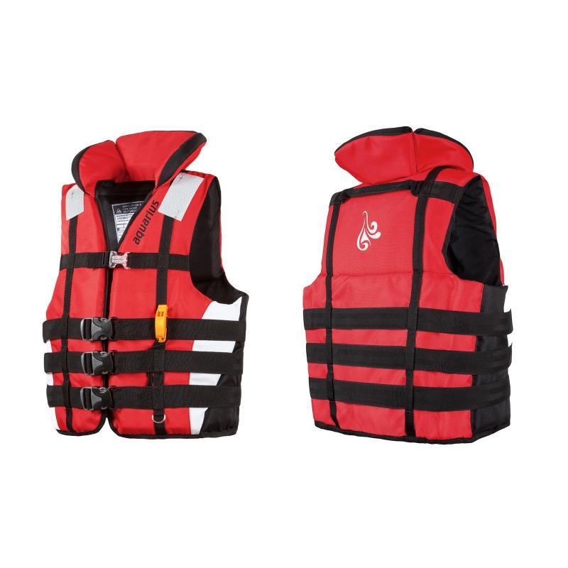 Chalecos Salvavidas Aquarius Race Pro 100N, para Moto Acuatica - Diseñado especialmente para navegación en moto acuática. Combina las características de un chaleco protector (comodidad y libertad de movimiento) con protección contra ahogamiento en caso de pérdida de conciencia .