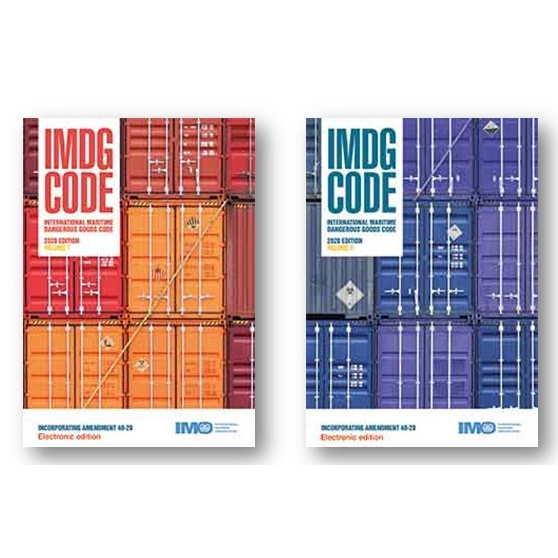 E- READER Código IMDG 2020 (Incluye Enmienda 40-20)