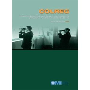 Convenio sobre normas de colisión (COLREGS), edición en español de 2003.