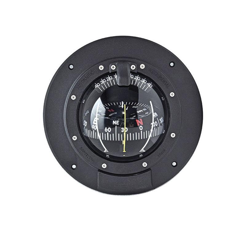 Compas de mamparo 100 mm. Vela o Motor de 6 a 12 m Autonautic