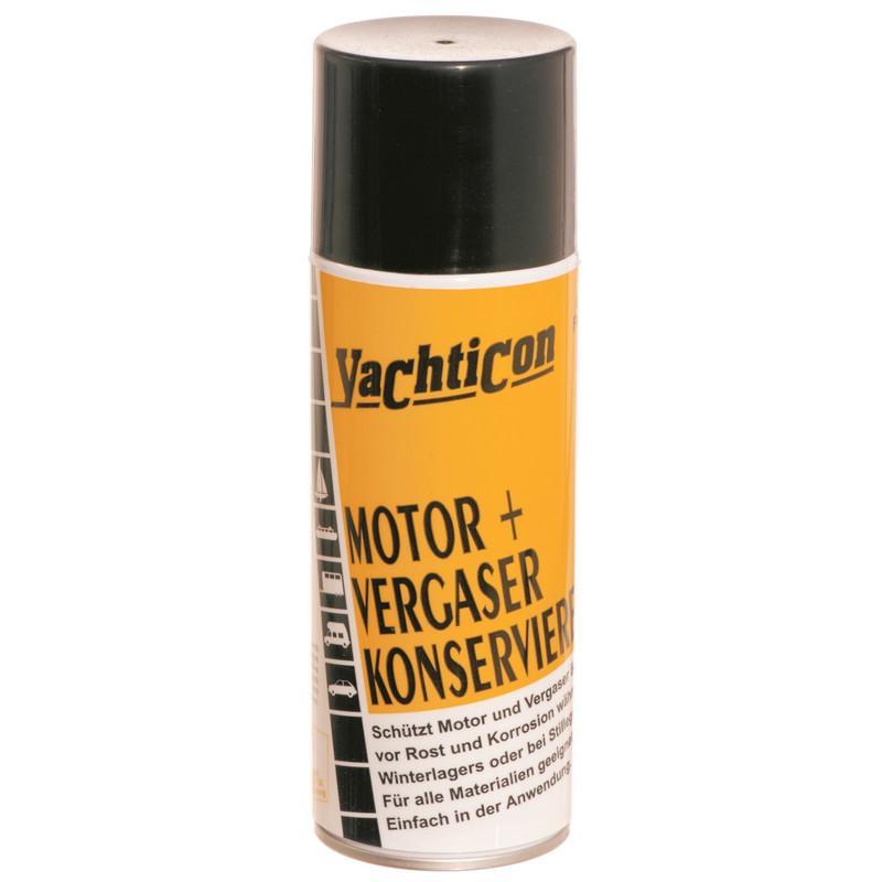 Conservar el Motor + Carburador Yachticon Spray 400 ml