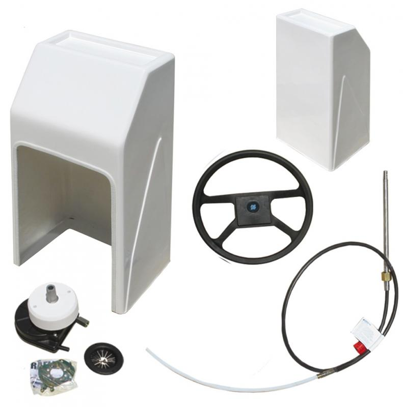 Consola con Sistema de Direccion Serie Miki
