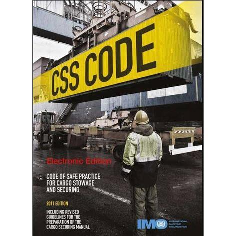 Libro electrónico: Código de almacenamiento y seguridad de carga (CSS), Edición en español 2011