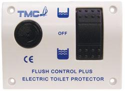 Cuadro de mando eléctrico, tamaño universal para inodoros eléctricos