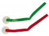 Catavientos para Genova Air-Flow - Air-Flow Tels muestran el flujo de aire que pasa por las velas, permitiendole sacar el máximo rendimiento de sus movimientos. Ligeros, de nylon resistente al desgarro, Air-Flow Tels se montan en la vela por medio de unos discos adhesivos e impermeables.No necesitan agujeros en las velas. 14 Catavientos: 7 rojos + 7 verdes