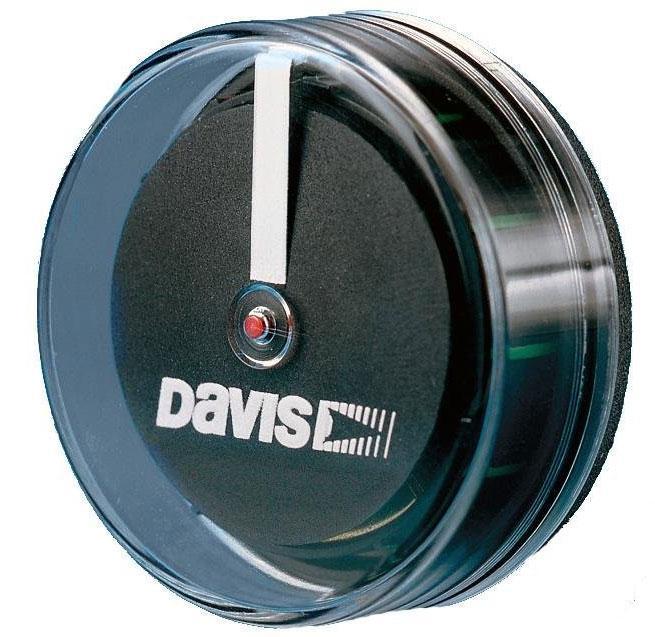 Indicador de Angulo del Timon Davis - Permite conocer con claridad y en todo momento el ángulo de posición del timón, lo que incrementa la seguridad a la hora de realizar maniobras complejas...