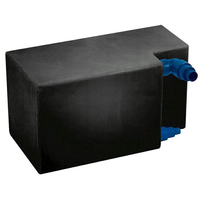 Deposito de Aguas Negras CanSB - Depósitos para aguas negras o grises. Equipados con conector de entrada y salida para manguera de 25-38 o 50mm.