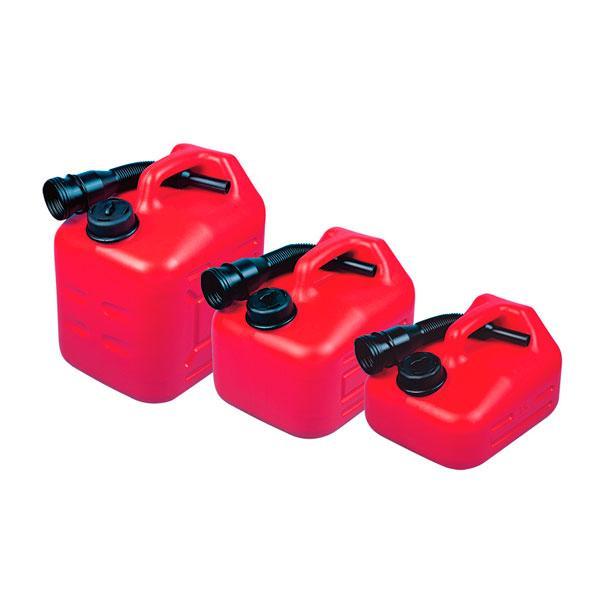 Deposito de Combustible Jerrycan Nuova Rade con vertedor