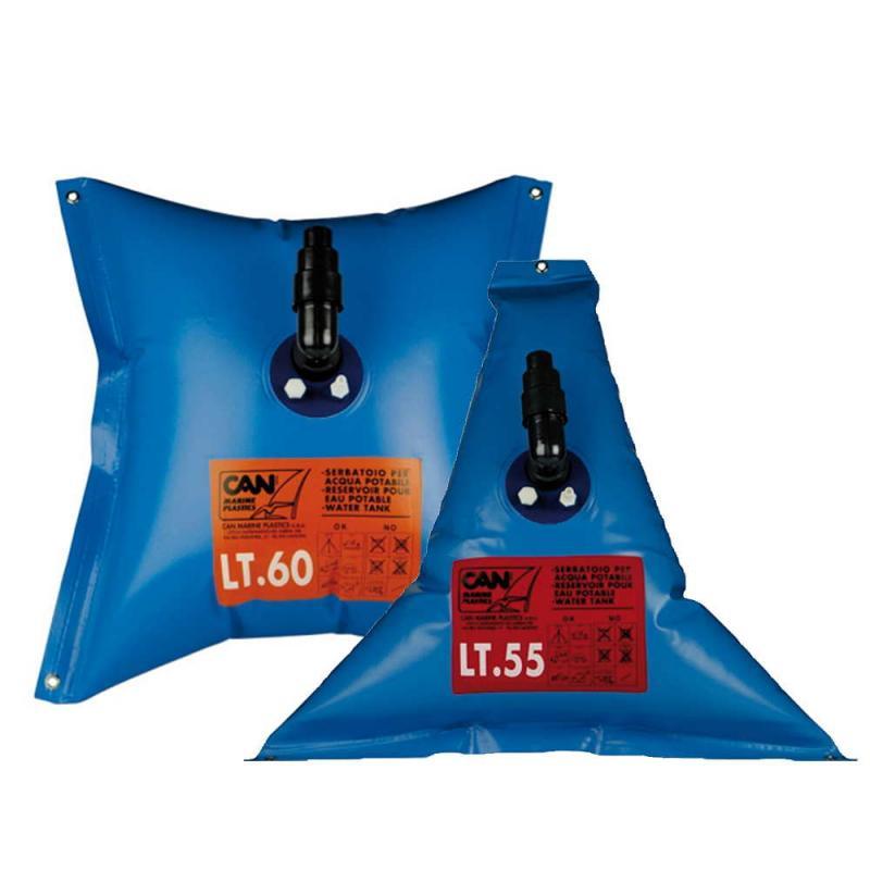 Depósitos de Agua Flexible CAN de gran resistencia desde 60 a 150 Lt