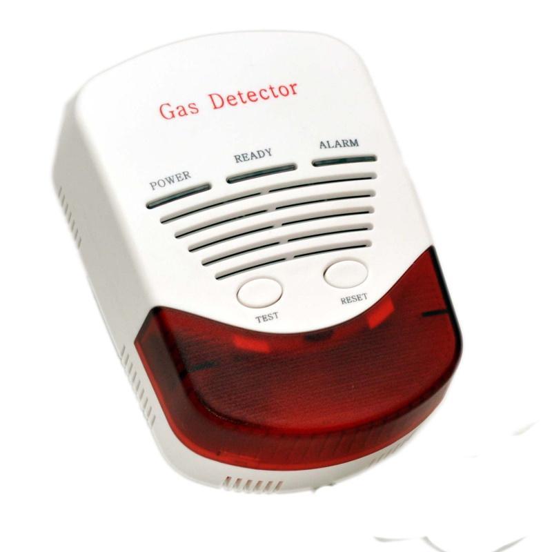 Detector de gas 12V