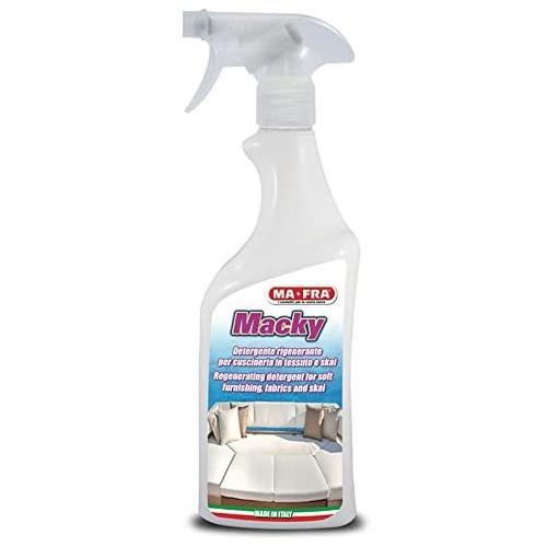 Detergente Regenerador Macky para Cojines de Tela y Skay 750 ml