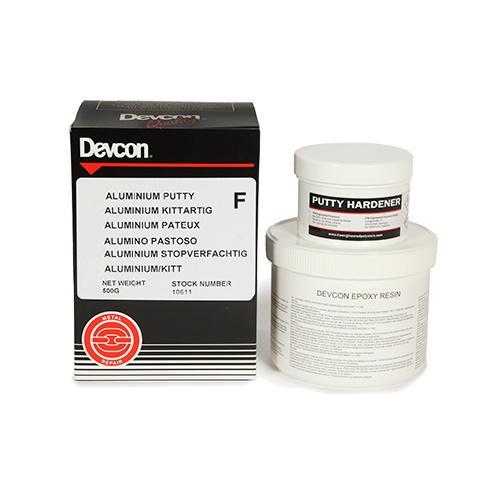 DEVCON Pasta Aluminio 500gr