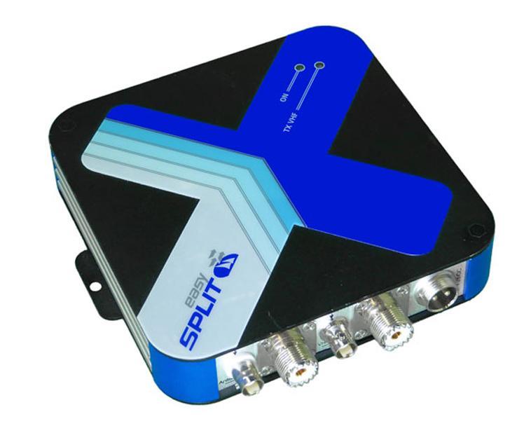 easySPLIT. Splitter de antena para receptores AIS