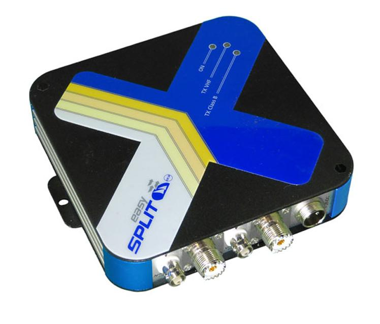 easySPLIT. Splitter de antena para traspondedores AIS Clase B