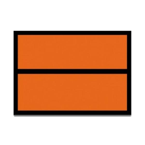 Panel Naranja Clasificación de Producto
