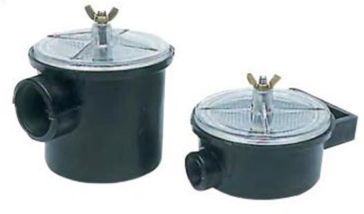 Filtro de Agua Refrigeracion Motor en ABS Negro