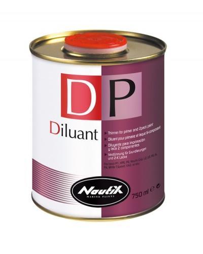 Diluyente DP Nautix para imprimaciones, barnices y lacas de dos componentes