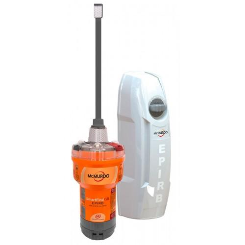 Radiobaliza Mcmurdo G8 Smartfind EPIRB automático con GNSS