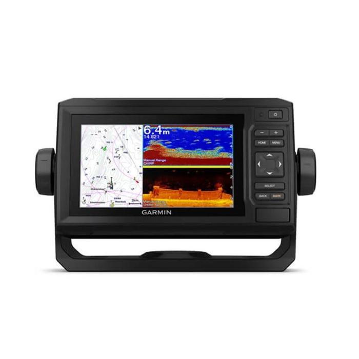 Garmin echoMAP UHD 62cv. GPS plotter Pantalla tactil con sonda integrada