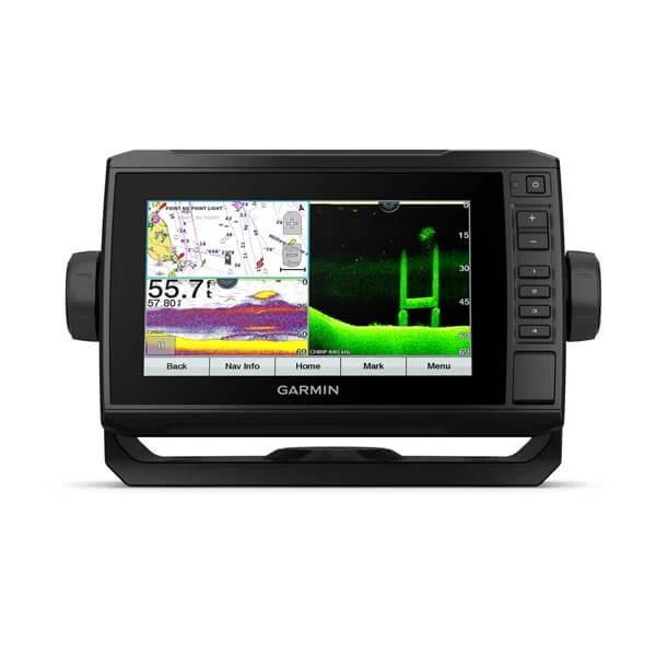 Garmin echoMAP UHD 72cv. GPS plotter Pantalla tactil con sonda integrada