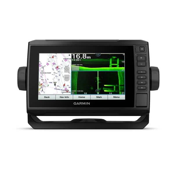 Garmin echoMAP UHD 72sv. GPS plotter Pantalla tactil con sonda integrada