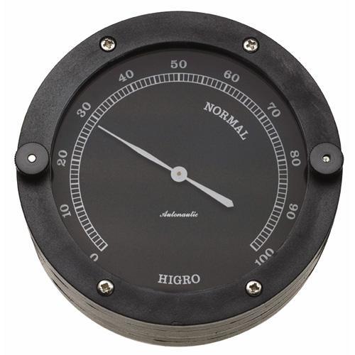Higrómetro Exterior/Interior Poliamida