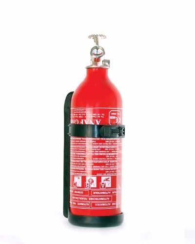 Extintor para Marina de Polvo Seco ABC. 1 Kg Automatico