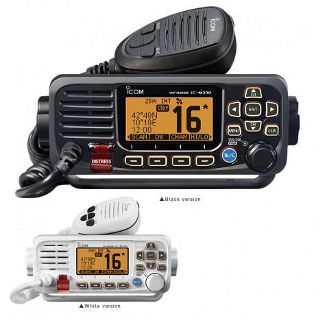 Radioteléfono VHF marino Icom IC-M330GE con DSC y receptor GPS integrado