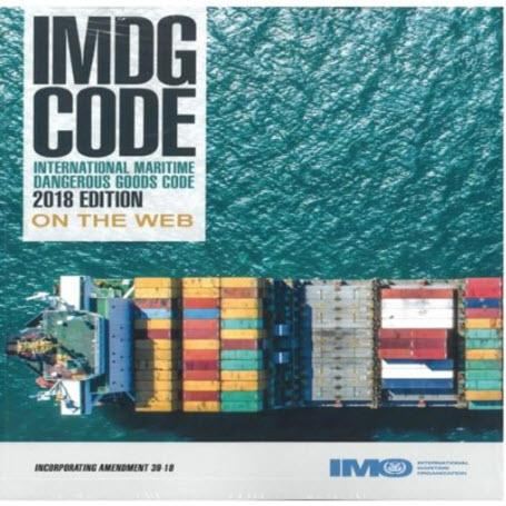 International Maritime Dangerous Goods Code IMDG on the Web