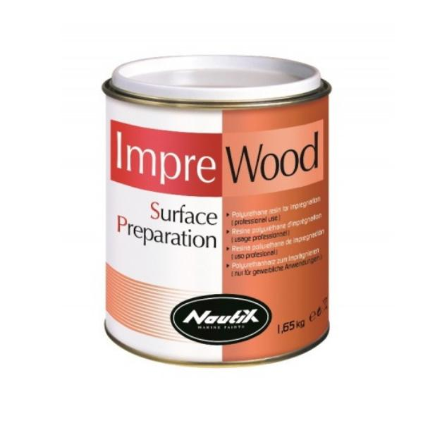 Imprewood - Resina Poliuretana impregnación de la Madera