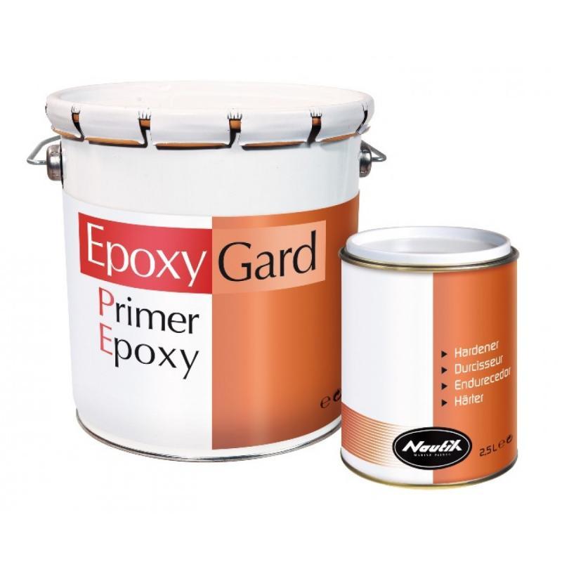 Imprimacion Nautix Epoxygard - epoxi alta proteccion