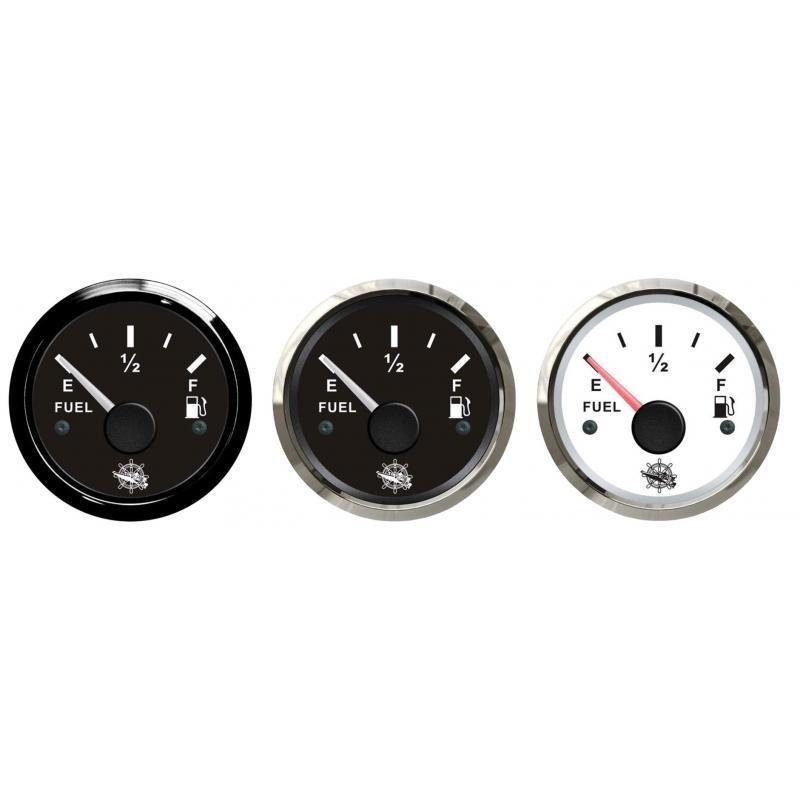 Indicador de nivel combustible Osculati 10-180 Ohm 12/24 V