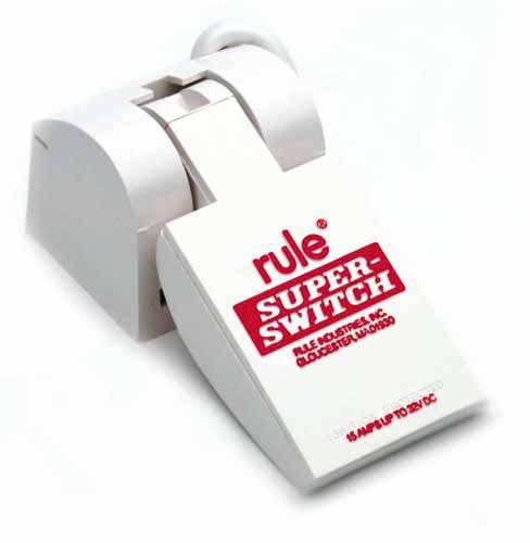 Interruptor Flotador de Nivel Rule Super Switch