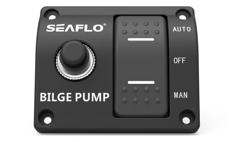 Interruptor Seaflo para bombas de Agua