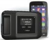 Iridium GO! - Oferta especial transporte gratuito a toda la peninsula.   El Iridium GO! es un Hotspot o punto de acceso inalámbrico. Conectarás cualquier dispositivo a Internet en cualquier parte del mundo, gracias a la red global que ofrece Iridium.  Para poder trabajar con el Iridium GO, simplemente tenemos que levantar una antena desplegable que lleva incorporada y podremos dar cobertura hasta 5 dispositivos móviles de forma simultánea dentro de la red WIFI que genera. La velocidad de datos es de 2,4 Kbps.