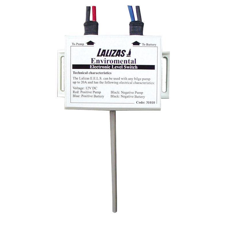 Interruptor Automático Electrónico Nuova Rade - Es lo último en tecnología y es operado por un sensor electrónico a diferencia de otros tipos de interruptor en el mercado. Su diseño permite que cualquier cambio en el nivel de agua sea detectado por el sensor.