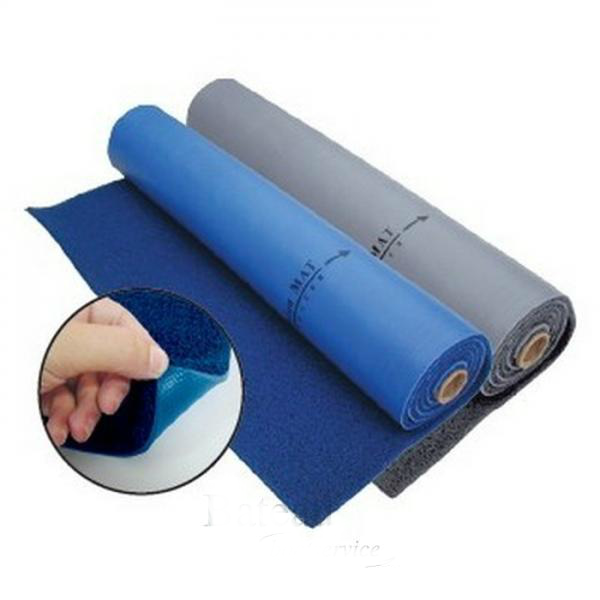 Alfombra de Barco con forro, PVC 1,20 x 6 m - Estas alfombras / moquetas, se diseñan para dar máxima comodidad y proporcionar una superficie cómoda, elástica y antiderrapante.