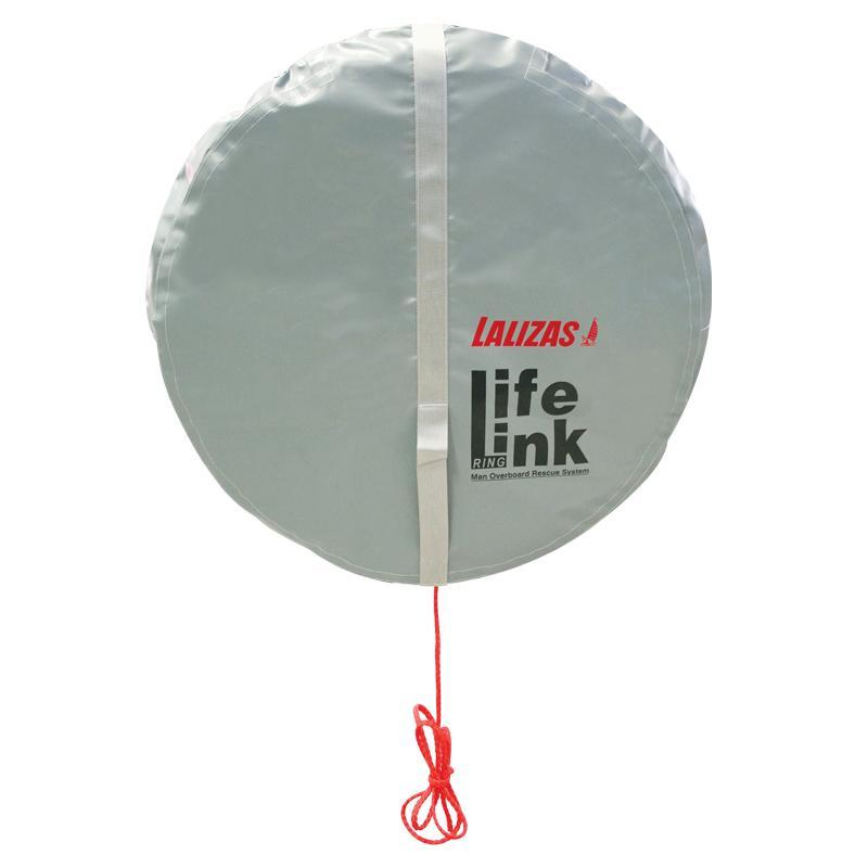 Funda Life Link para Aro salvavidas - Funda de color gris, para Aro salvavidas.