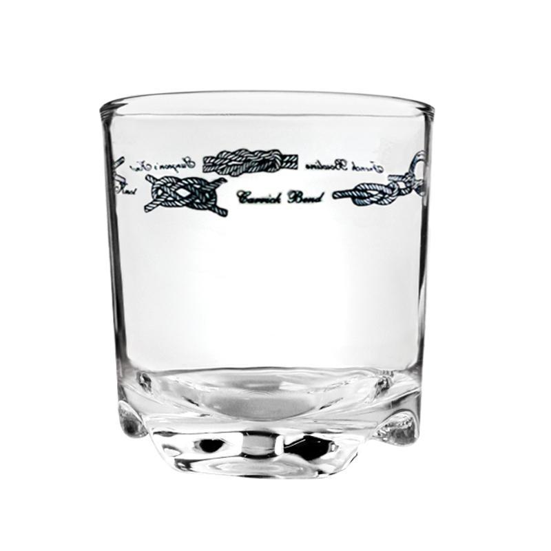 """Vaso Ancho (Whiskey) """"Exclusive"""" Juego 4 Piezas"""