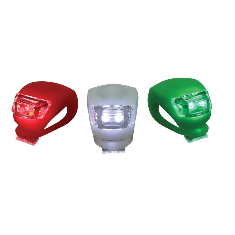 Juego Luces de Emergencia Flexy Emergency NavLights, Set de 3 piezas