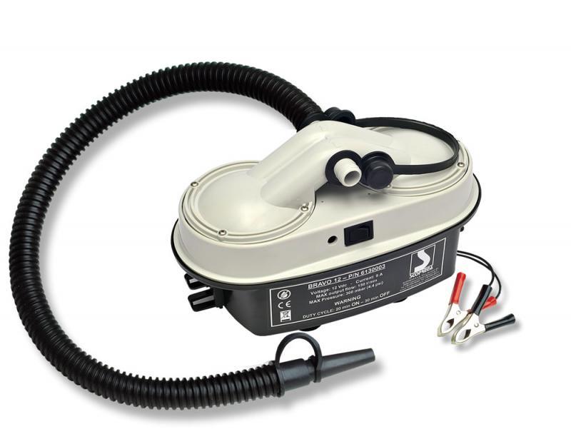 Hinchador Electrico Bravo 12