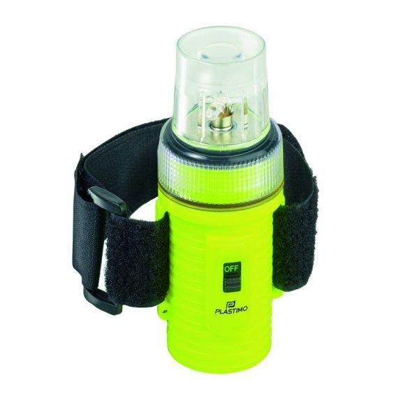 Linterna de Auxilio SOS Flotante Plastimo con LED
