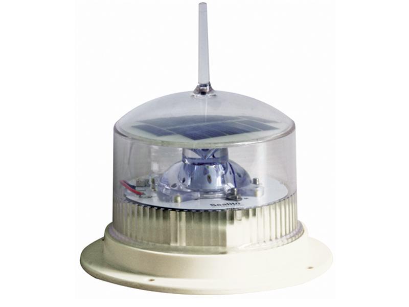 Linternas  Solar LED Marina de señalización 1 Milla SL-15