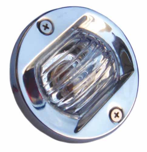 Luz de Poparedonda Inox, para embarcaciones menores de 12 m.