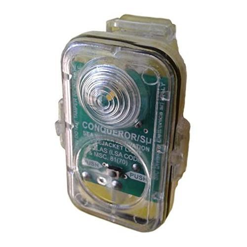 Luz SIC de Señalizacion Automatica para Chalecos Salvavidas